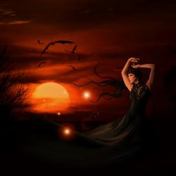 mastershoutout sunrise witch keepitsimple123 heypicsart makeawesome freetoedit