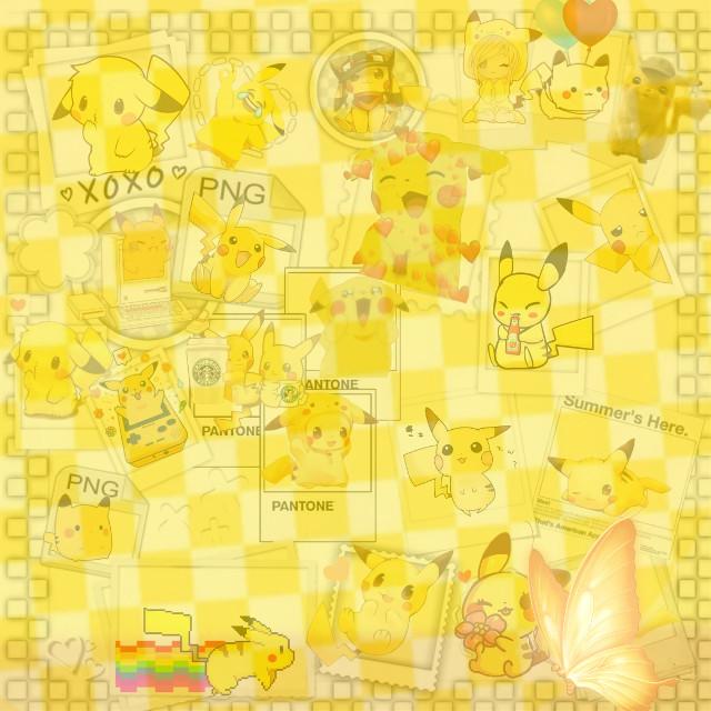#freetoedit Pikachu #pikachukawaii #edit #aestic #deixaolike   ❤️Bts