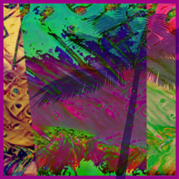 interesting art palmtrees playingaround whatisit shadows neons colorspalsh playwithcolor tricolored birthday france music night london sky photography createdbyme love drawings computerart picsart vipshoutout miami miamivice freetoedit