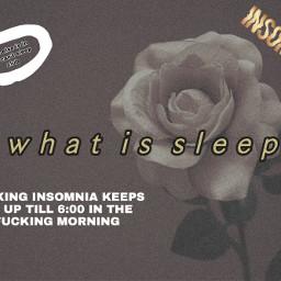 insomnia nosleepclub freetoedit