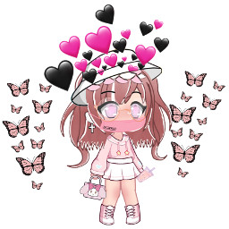 gachalife cute pink girlygirl freetoedit