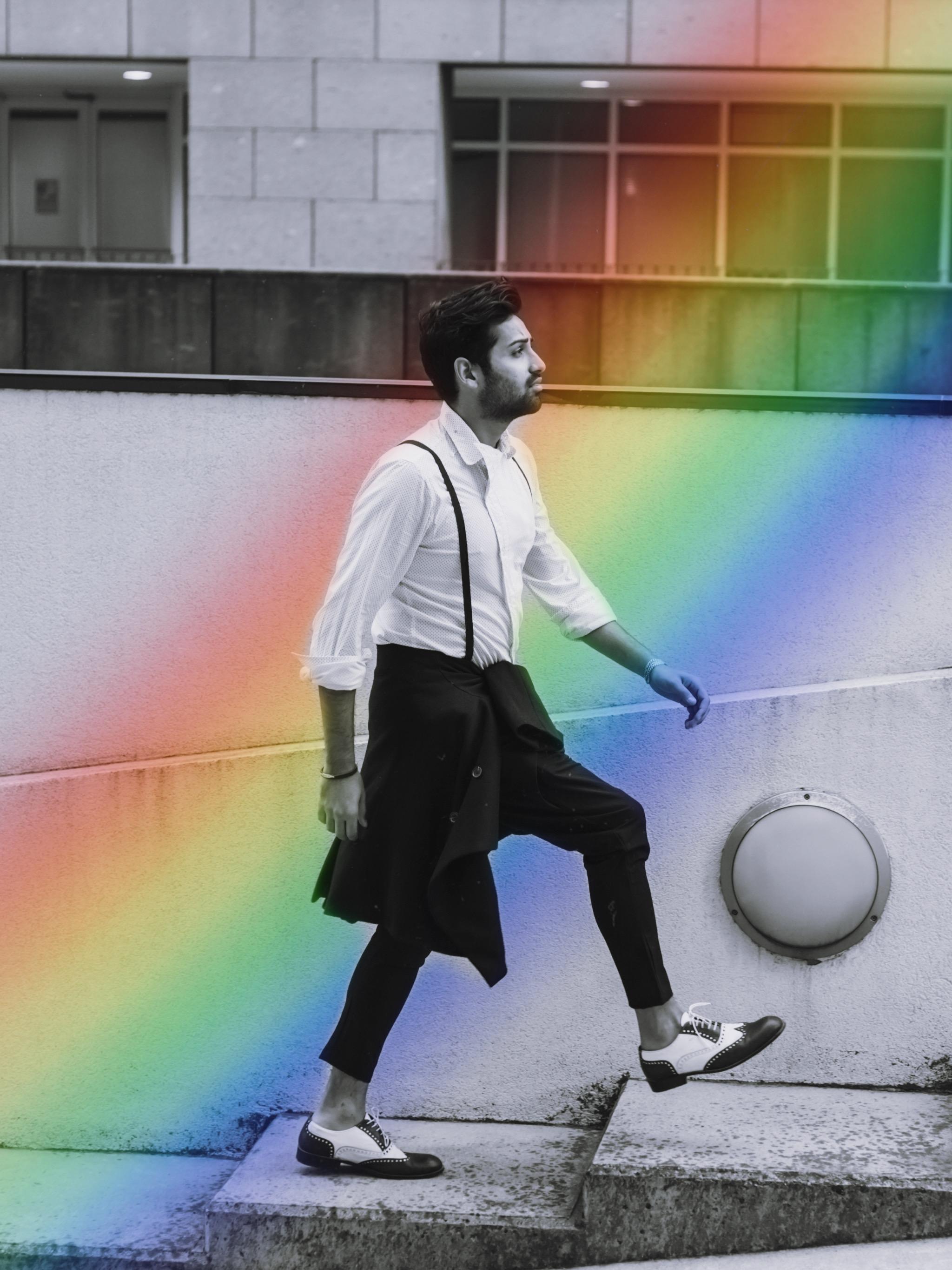 #freetoedit #rainbow #rainbowcolors #rainbowbright #rainbowbrush #rainbowstroke #blackandwhite