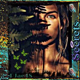 myedit myart2020 picsart picsartedit picsartstickers butterflies birds greenery watereffect shadowing quotesandsayings freetoedit