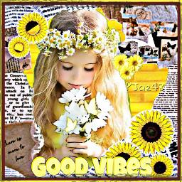 myart myedit picsart picsartgirl picsartstickers goodvibes sunflowers yellowbrick flowers quotesandsayings clippingsstory freetoedit