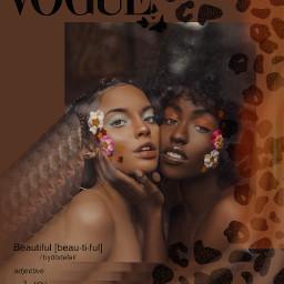 blackwomans blackgirls blackmodels blackisbeautiful blm vogue womanpower femalepower girlspower blackwomanmagic blackwomanpower picsart picsartedit beyourself youarebeautiful art beauty freetoedit