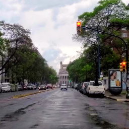 tbt montevideo uruguai trip city rain street diachuvoso arborizado semáforo férias myphoto background landscape freetoedit pcbuildingsisee buildingsisee