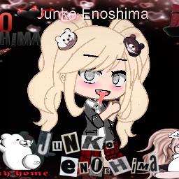 anime junkoenoshime dangaropa favanime freetoedit