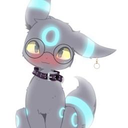 edit pokemonedit umbreon umbreoforever umbreonedit pokemon cute sylveonforever freetoedit