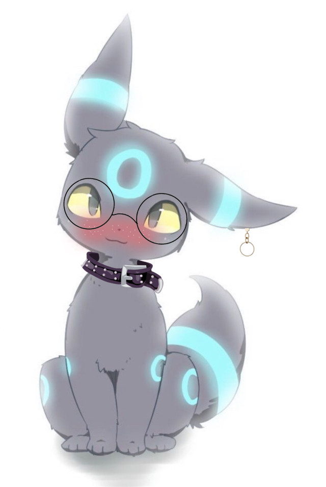 #Edit #PokemonEdit #Umbreon #UmbreoForever #UmbreonEdit #Pokemon #Cute #SylveonForever