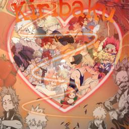 kiribaku💥💢❤ kirishimaxbakugo shipshipship kirishimaejiro bakugoukatsuki anime kiribaku edit boh freetoedit