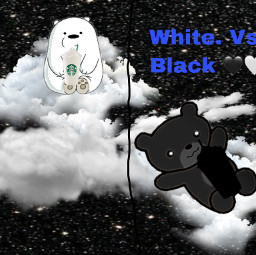 blackonwhite whiteonblack freetoedit