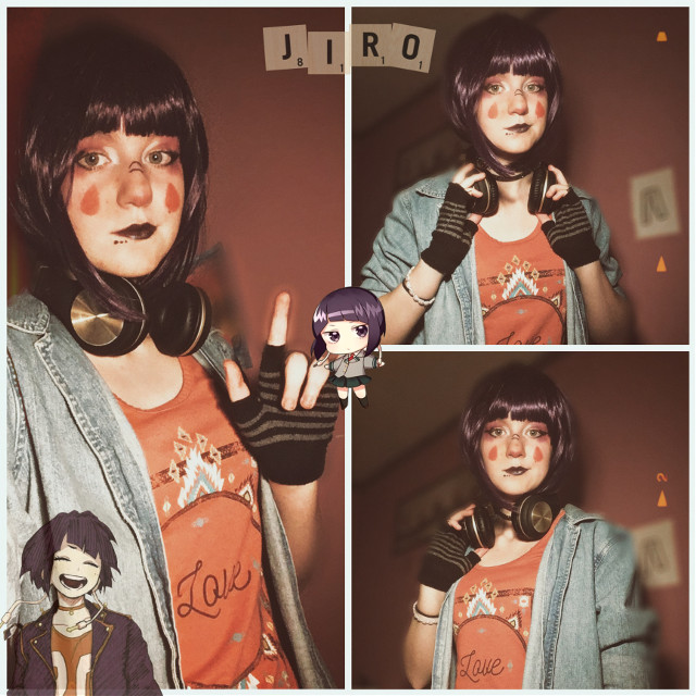 ‼️PLEASE READ‼️ Hey so uh, not to sound desperate but could you guys maybe boost me a lil bit? I really like this look and Jiro is a serious comfort cosplay for me, it may not seem like it but i work really hard on my cosplays and im kinda flopping, maybe repost/comment? You dont have to of course!! I appreciate all my followers. Thanks for reading this and have a lovely evening/morning/night✨  TikTok: weeblet101 Byte: weeblet101 Discord: weeblet101-0097  You are valid🥺  #kyoka #kyokajiro #jiro #kyokacosplay #jirocosplay #kyoukajirou #kyoukacosplay #earphonejack #mha #bnha #mhacosplay #bnhacosplay #bokunoheroacademia #myheroacademia #bokunoheroacademiacosplay #myheroacademiacosplay #cosplay #anime #cosplayer #otaku #emo #yee #animecosplay #weeb #weeblet101