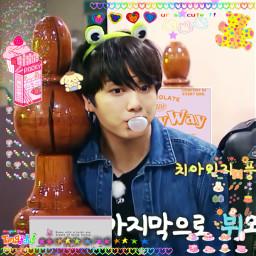 bts jungkook candy candyaesthetic sweets sweetaesthetic freetoedit