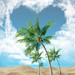 feedorganizado praiano cloudheart clouds sky freetoedit remix remixit