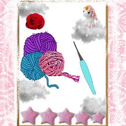 crochet freetoedit
