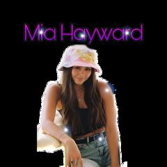 miahaywardsticker freetoedit