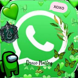 isabel💕😊 harrypotter green app freetoedit isabel