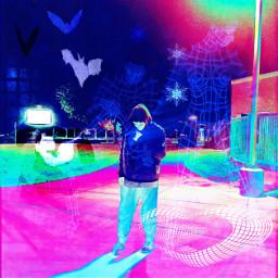 scene graphicarts photoshop digicore draingang bladee bladeeaesthetic fuckshit crying vamp iwanttodiesometimes goth luci4 grunge dreamcore scenecore night nighttime alcohol bottles freetoedit