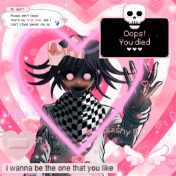 lovecore cutecore kokichiouma drv3 edit freetoedit
