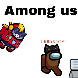 amongus among fly jetpack color imposter fuite back trape sortie course brawlstars bs surge red brown freetoedit