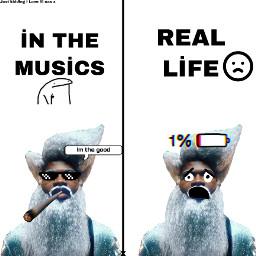 reallife real life vs i am good freetoedit