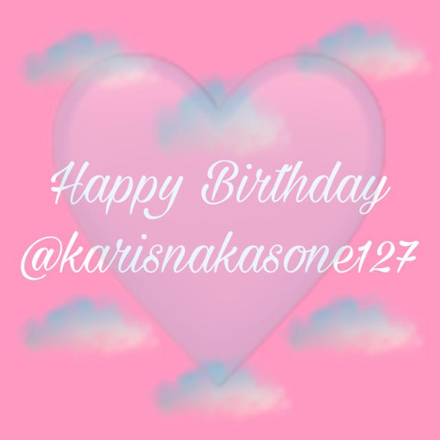 Ahhh HAPPY BIRTHDAY!!! @karisnakasone127 😘😘😘😘😘😘love you hope you have a great day!!   🥳🥳🥳🥳🥳🥳🥳🥳🥳🥳🥳🥳🥳               #birthdaygirl#luvya#happybirthday