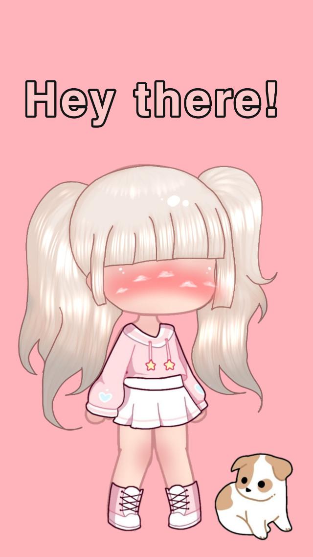 .~TYSM for 8 Follower~. #gachalife #gachalifegirl #gacha #gachalifehair #gachalifebody #gachalifesocks #hachalifeclothes #gschalifeface #gachalifeblush #gachalifeshoes #gachalifedog #gachalifepets #pets #dog #heythere #pink #withe #hsir #clothes #socks #shoes #face #blush #anime