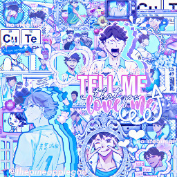 freetoedit remixit breakdownbreakdown blue purple blueaesthetic purpleaesthetic complexedit complex haikyuu oikawa tooru tooruoikawa oikawatooru hq animeedit anime
