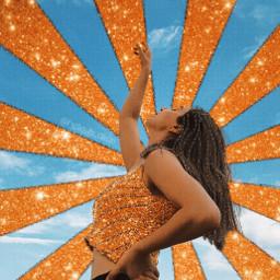 aesthetic picsart myedit madewithpicsart heypicsart papicks sparkle effects sparkly glitter glitterbrush bright sun pop sky shine ontop confident spreadpositivity positive sunshine sunrays rays glittery girlpower freetoedit