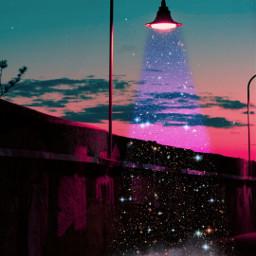 freetoedit galaxy lamp light makeawesome
