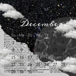 december calender2020 freetoedit
