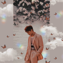 replay vintage vintageeffect pink imagination flowers freetoedit
