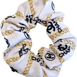 scrunchies chanel