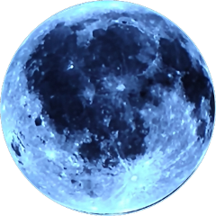 freetoedit moon bluemoon planets sky