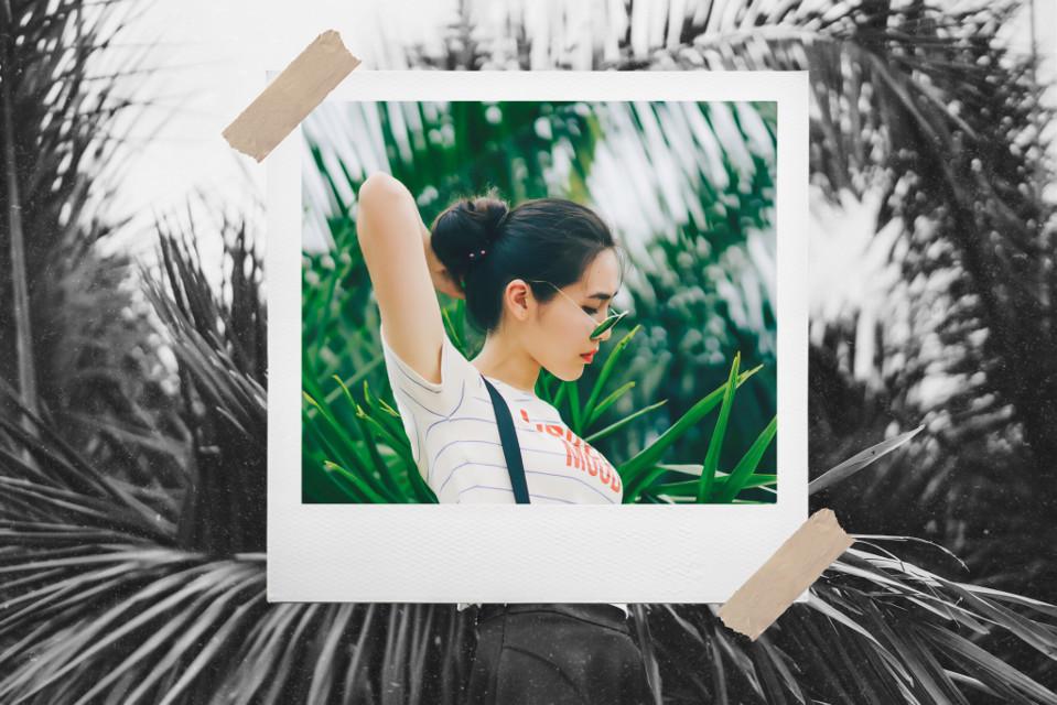 #polaroid #girl #tape #woman #women