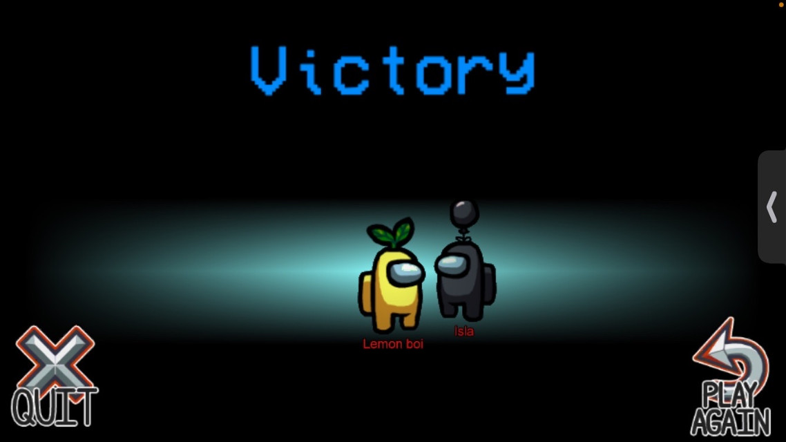 #victory with a best fwend
