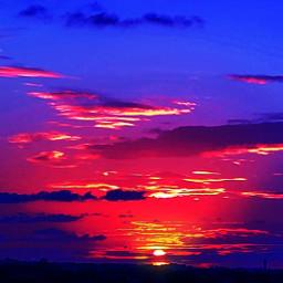 sunset mypic edited remixit freetoedit