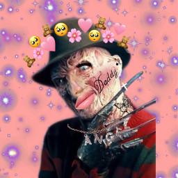 freddykrueger horror nightmareonelmstreet softboy freetoedit