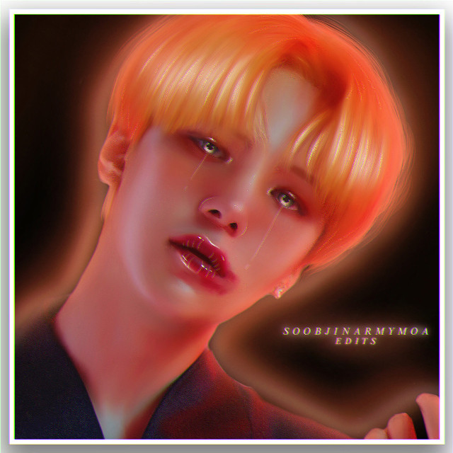 """💜 READ 💜  hii soobjinnies 💞  so today i made an edit of minhyuk in monsta x's 'fatal love' photoshoot :) i really reaallyyy like their song """"love killa"""", you guys should listen to it ❤️ im actually kinda proud at how this edit turned out 😁 if u want, pls like and repost 💫  and AHH BTS' """"BE"""" ALBUM IS OUT AND THE SONGS ARE AMAZINGG 🤧💕 i especially love """"fly to my room"""" and """"life goes on"""" 😪💘  also pls join my contest 🥺💕 and sometimes my notifs dont work so pls comment on the contest post for if u submitted your entry   credits to the owners of the stickers used in this edit, and pls dont steal this edit, it was made by me ❤️  sorry for being kinda inactive lately, i've been so busy with classwork and tests 😭 and also, i cant repost edits for some reason-   anyways byee 🍬🧚♀️  ~soobjinarmymoa 💗  my wonderful taglist:   @idunnoq   @sugar-babez   @vvs_tyline   @-adoralix-   @squishyjinnie_   @kyudiu_vs   @bxbble-   @seokjin-soobin    @mintymist97   @twinkletaee    @astaetic_bangtan   @-baechu-   @_kawaiicherry_   @straykidstan   @milxy_gvk  @bangtansur   @seokminbiased   @lillie_kpopedit   @limelight__blink   @lilbeomie-   @mocha_chino   @rufescent-aesthete    @wxxsungs_dripxx   @sugastolemyheartu    @-_mochi_-   @ashyoda   @taeduh   @thegreatfrog   @-blueming-   @haneybvn   @adri084   @sakura_567   @dancedancewithme   @ecstruh    @alexguacamoleh    @aspeisse   @ateez_sticks   @-gyuverse-   @park_jimini_   @baby_winterbear   @kawaii_maknae   @lcvehannie   @vivienne_bts pLs tell me if i forgot to add anyone 🥺🥺   show some love to these amazing and talented ppl 💖   comment [🌹] to be added   comment [🥀] to be removed  #minhyuk #leeminhyuk #monstax #minhyukedit #monstaxminhyuk #kpop #kpopedit #monbebe #kpopmonstax #manip #manipedit #manipulation #freetoedit"""