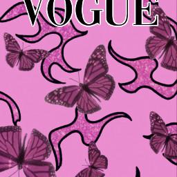 pink pinkaesthetic aesthetic butterfly butterflies pinkbutterflies cute pretty glitter sparkles barbie flame fire flames vogue text golfwang wallpaper background phonewallpapers hotpink lightpink 💖💖💖 freetoedit lightpink