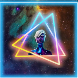 fortnite galaxy triangle carter freetoedit