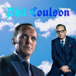 coulson phil philcoulson ourbubble agentsofshield freetoedit