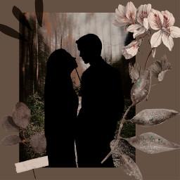 dracomalfoy dracomalfoyedits edit scraptbook forest love dracomalfoylove malfoydracomalfoy relationship freetoedit