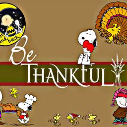 bethankful thankful thanksgiving charliebrown snoopy peanuts art cartoon turkeys hugs iloveyoutothemoonandback moon text quotesandsayings quotes freetoedit