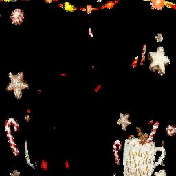 christmasiscoming gingerbreadcookies christmas navidad noel ornaments arboldenavidad candycane santaclaus feliznavidad snowman snowflakes snow sticker stickers freetoedit