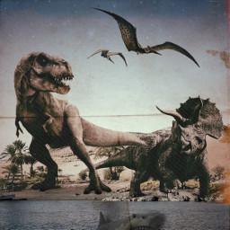 dinosaur freetoedit ecimagineabrighterreality imagineabrighterreality