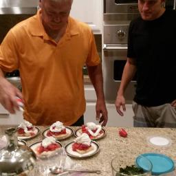 dinner desert chefs holiday unedited. photography unedited pcmydinnertable mydinnertable