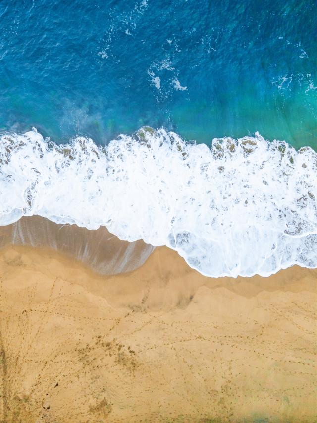 #ocean #wave #remixedwithpicsart i just brighted it