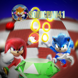 sonicmovie sonic sonicandknuckles freetoedit remixit