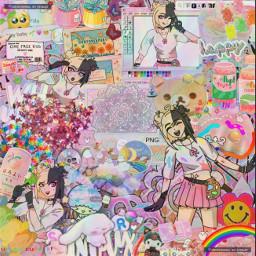 aurayukihara liesflatteningthesoul complex complexediting danganronpa fanganronpa rainbowcomplex pastelrainbow æ picsartstopcrashing